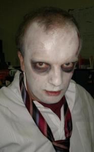 Scott Martin at Halloween