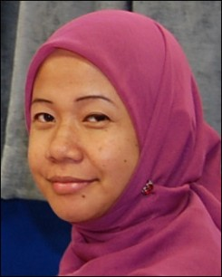 Prita Mulyasari, a victim of the ITE law