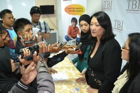 Ibu Mariam: Still the Boss